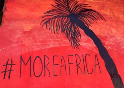 Tolles Projekt #moreafrica